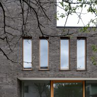 The Double Brick House by Arhitektura