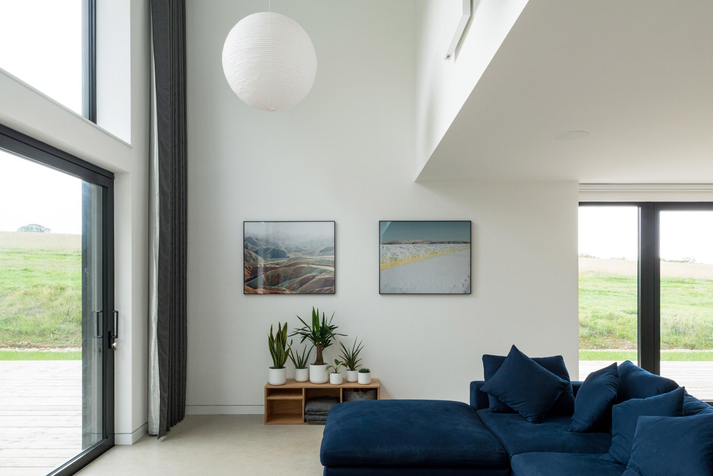 Lounge in DU18 by Turner Works