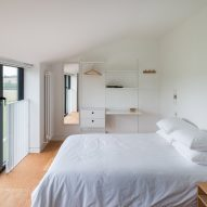 Bedroom in DU18 by Turner Works