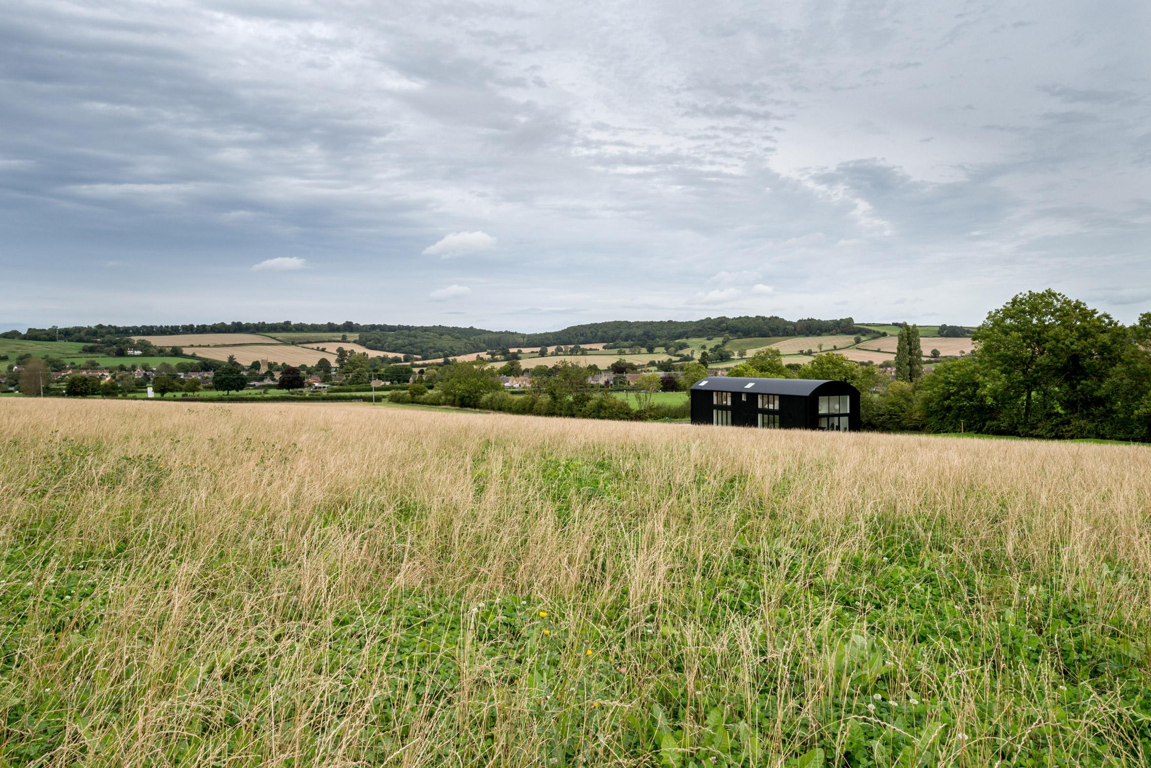 Landscape surrounding DU18 by Turner Works