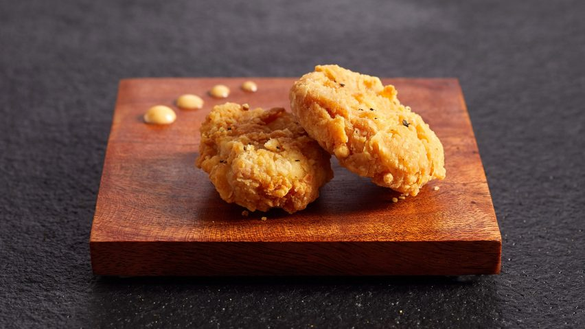 Eat Just's lab-grown chicken meat