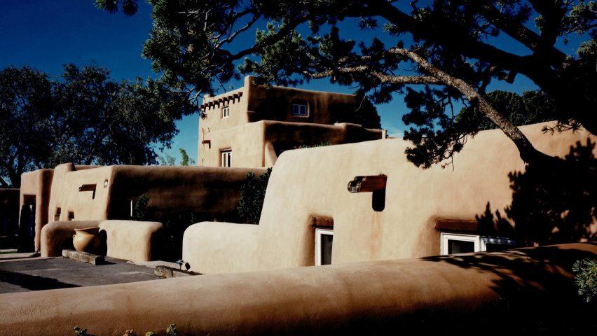 Georgia O'Keeffe's estate Sol y Sombra by Edward Mazria
