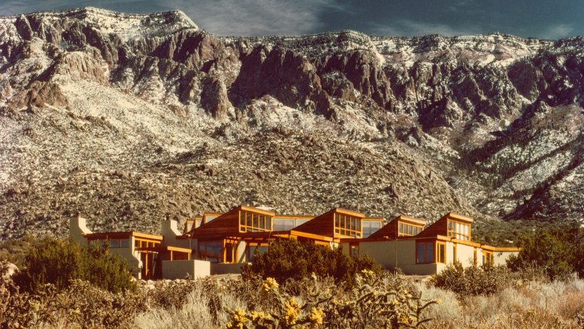 The Stockebrand Residence in Albuquerque by Edward Mazria