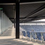 Stade de la Tuilière in Lausanne