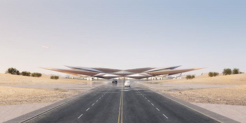 Амаала: аэропорт