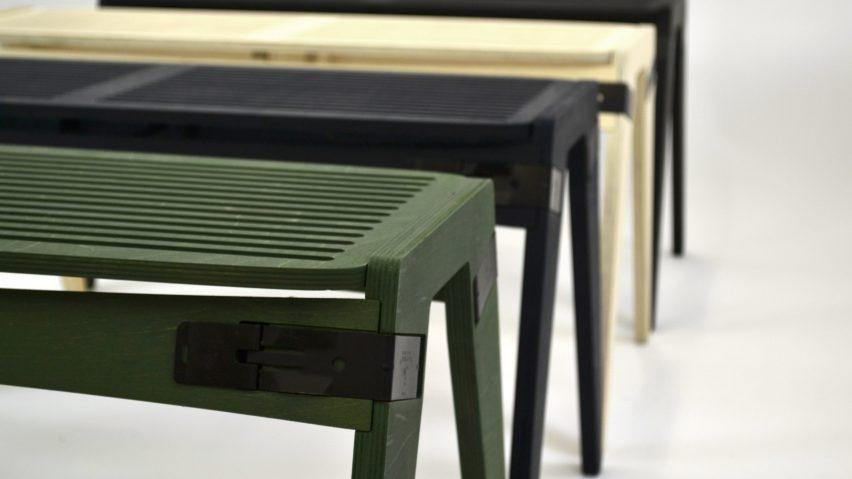 Originals Bench by Fuzl Studio