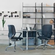 Giroflex 313 chair by Paolo Fancelli for Flokk