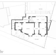 Previous ground floor plan