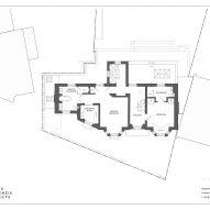 Previous first floor plan