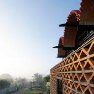 Hñähñu Multimedia Center by Aldana Sanchez Architects