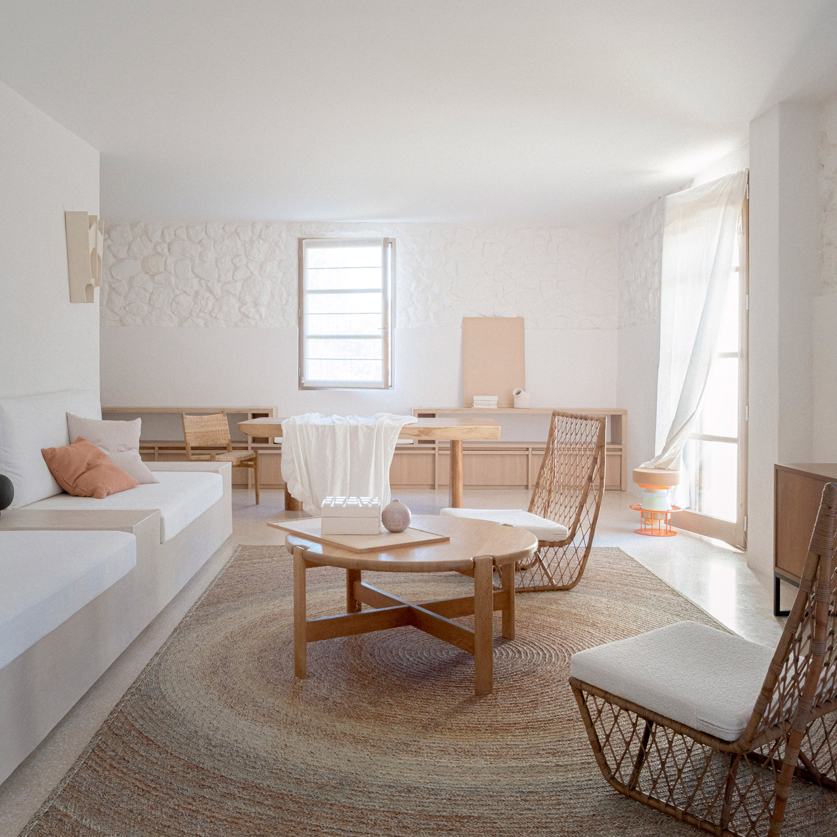 Dezeen's top home interiors of 2020: MA House by Timothee Mercier