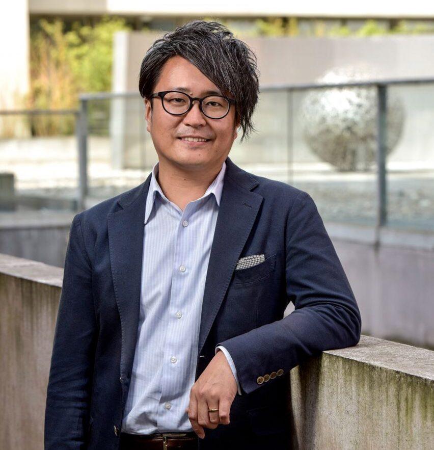 Kenta Konishi, CEO of Sekisui House UK