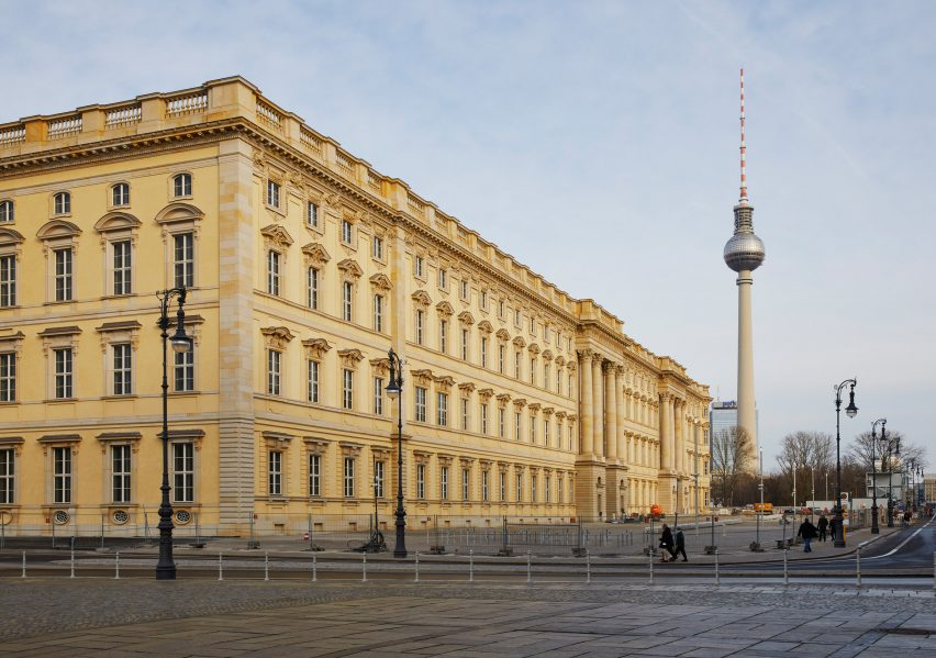Humboldt Forum in Berlin