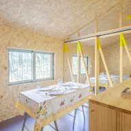Love shack by Husos Architects