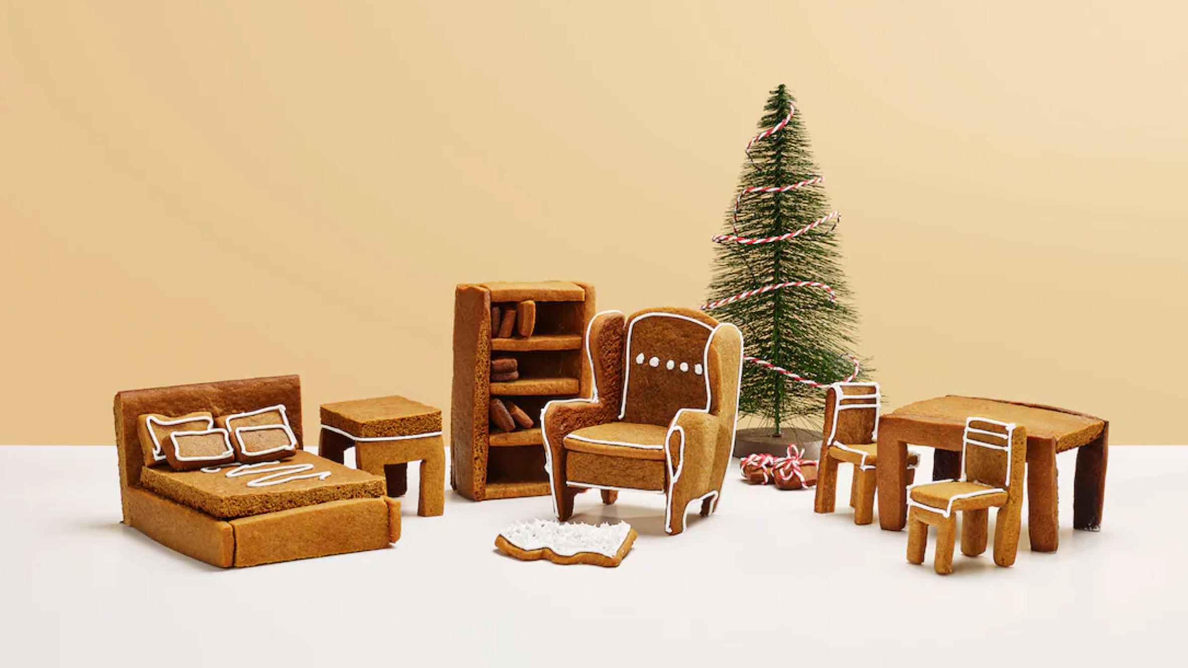 IKEA Gingerbread Höme kit