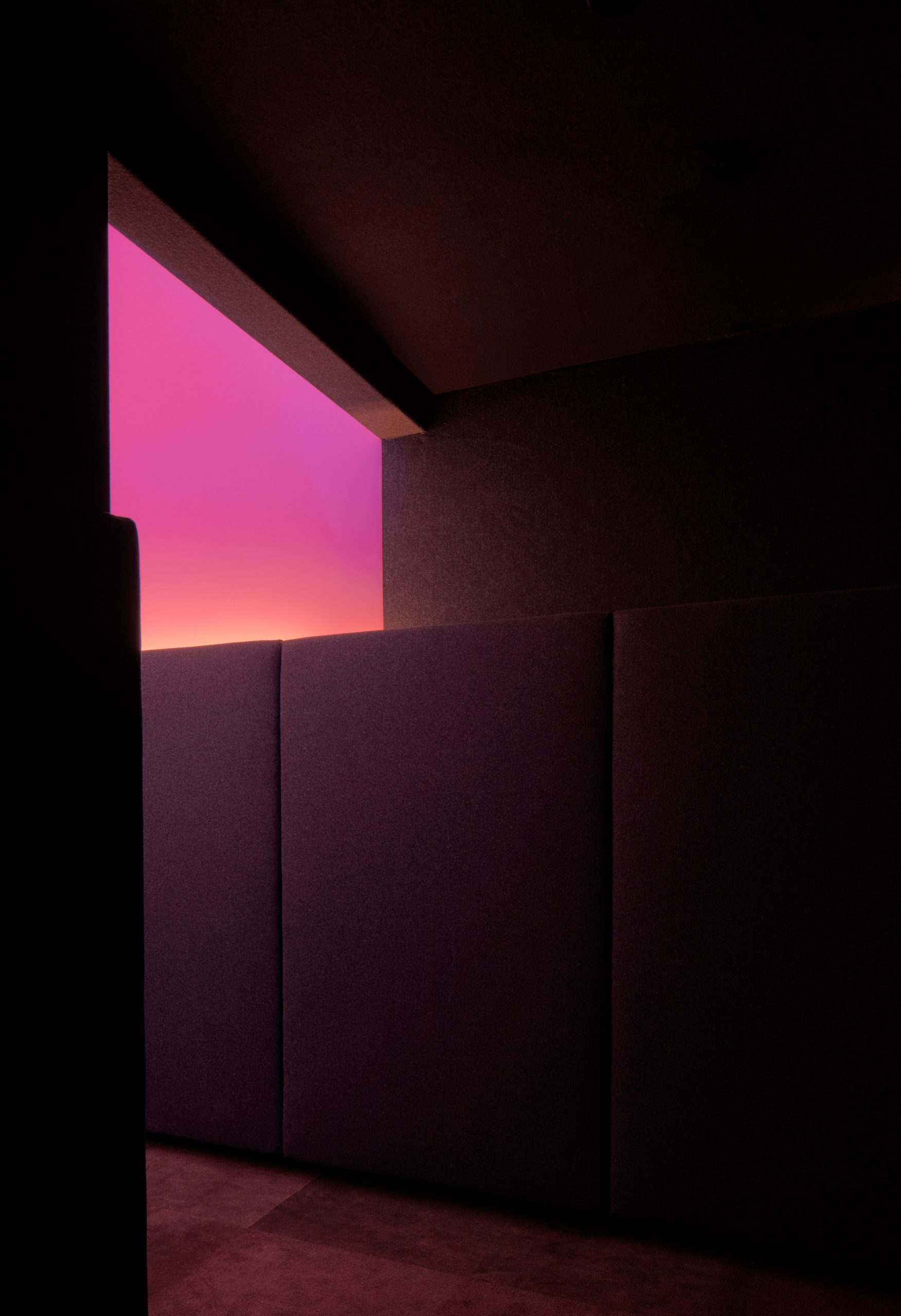 Meditation chambers feature in Office of Things' Immersive Spaces Series