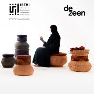Watch our talk with Irthi Contemporary Craft Council about empowering women in the UAE through craft