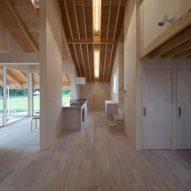 Kasa House by Katsutoshi Sasaki + Associatesin Kariya, Japan