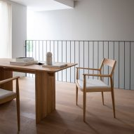 N-DC01 dining chair by Norm Architects for Karimoku