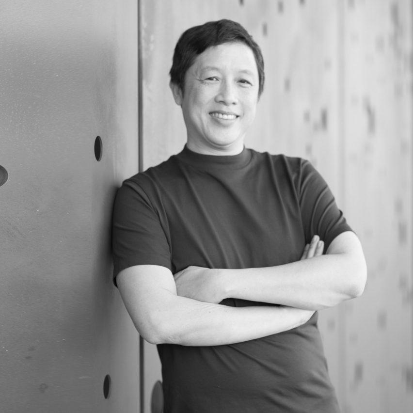 Kohler vice president of industrial design Lun Cheak Tan