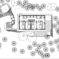 Plan of Le Littoral by Architecture 49