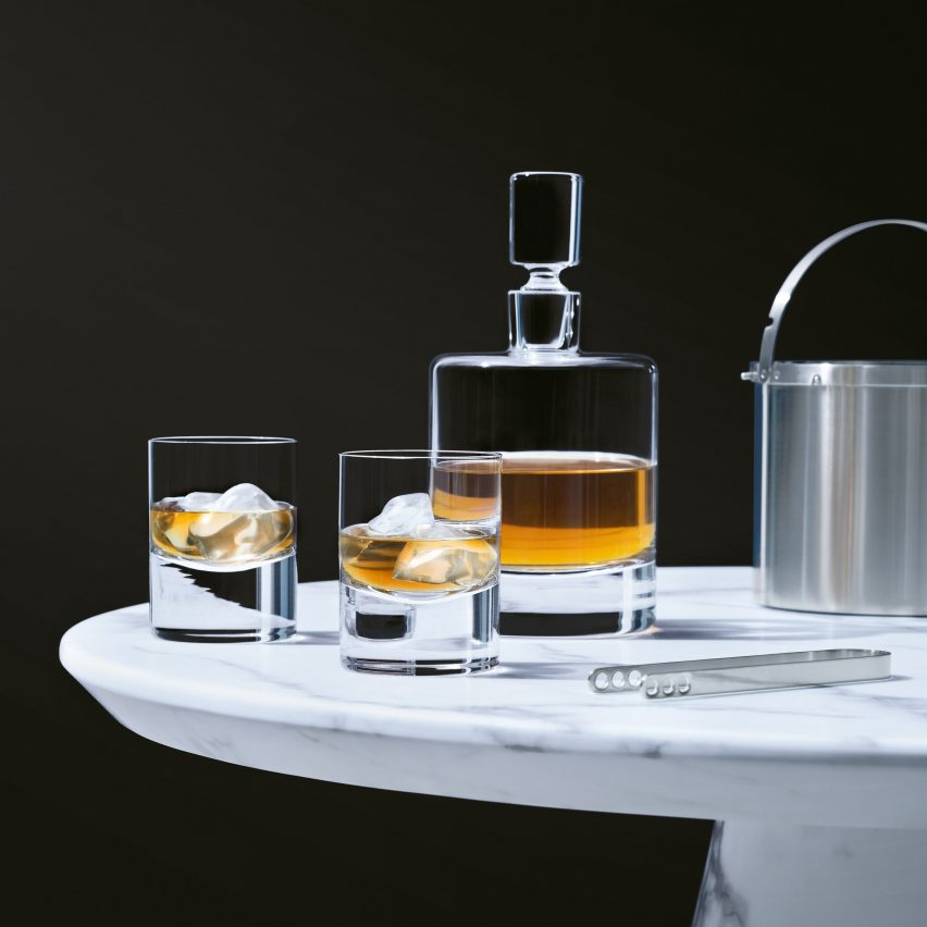 LSA Boris Whiskey Set