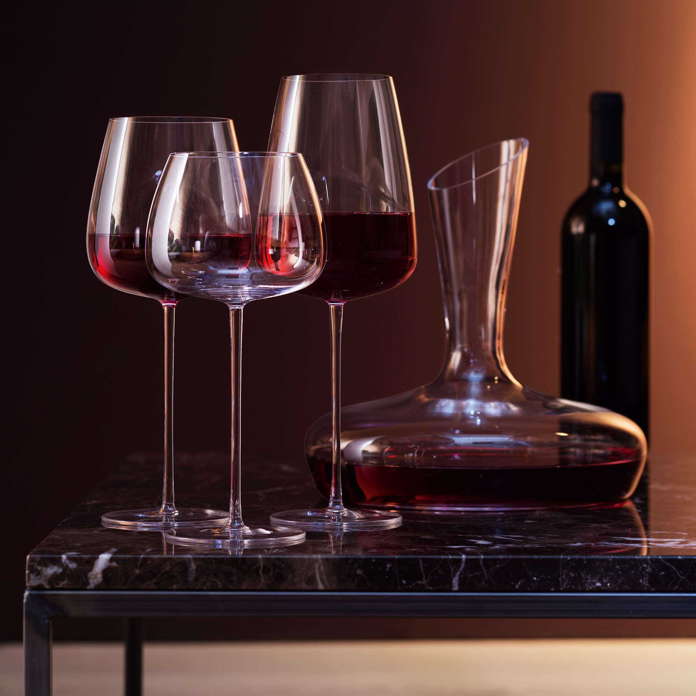 LSA Wine Culture Wine Carafe