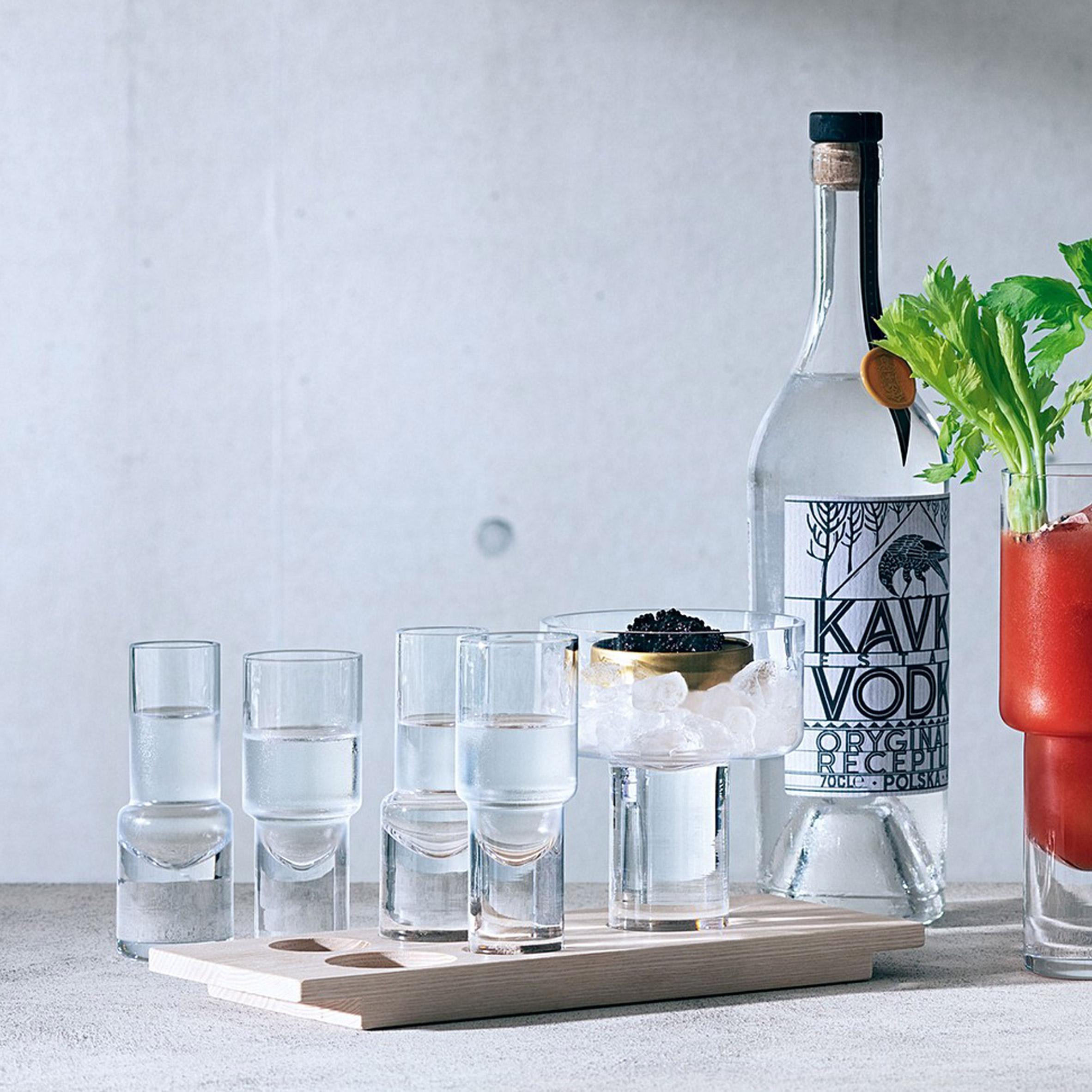 LSA Vodka Shot Glasses