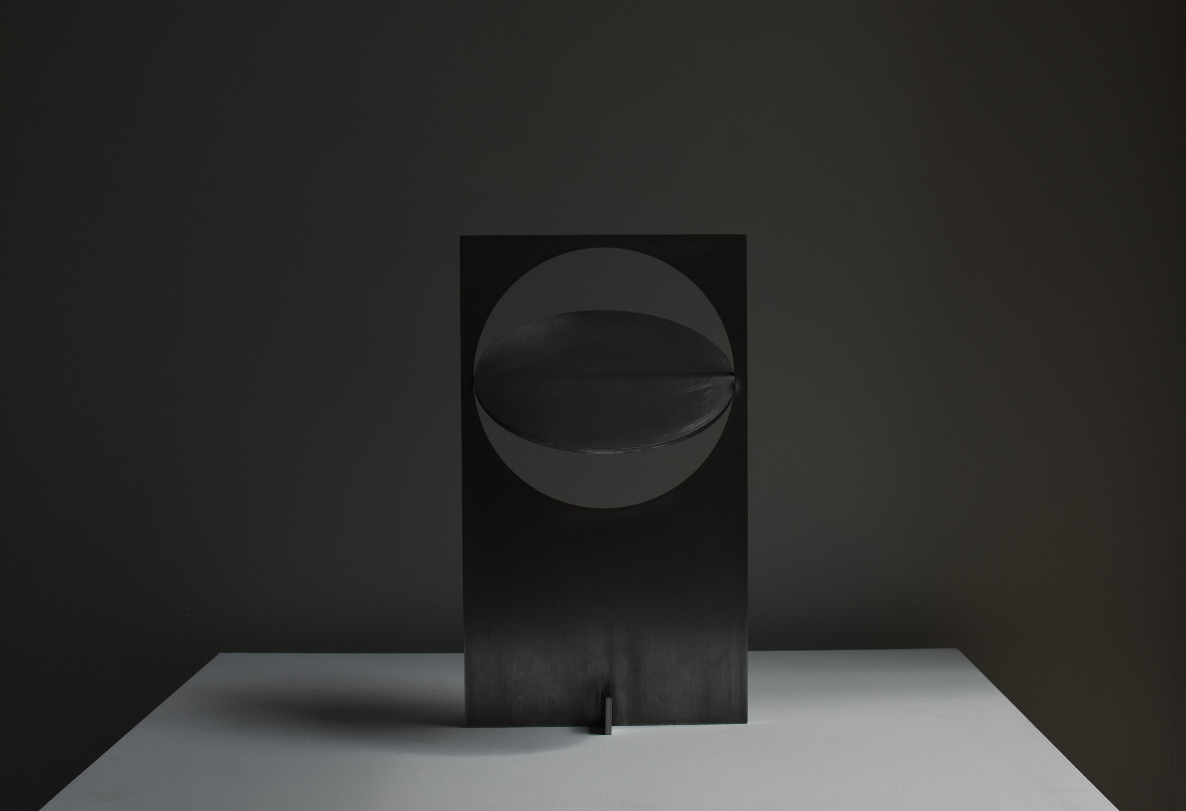Manu Bañó's OBJ-01 light in steel