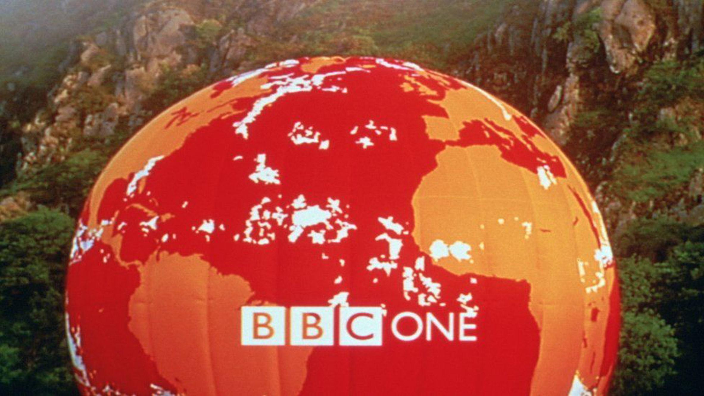 Martin Lambie-Nairn BBC globe