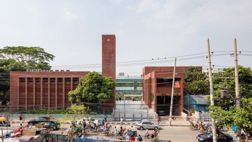 Mayor Mohammad Hanif Jame Mosque in Dhaka