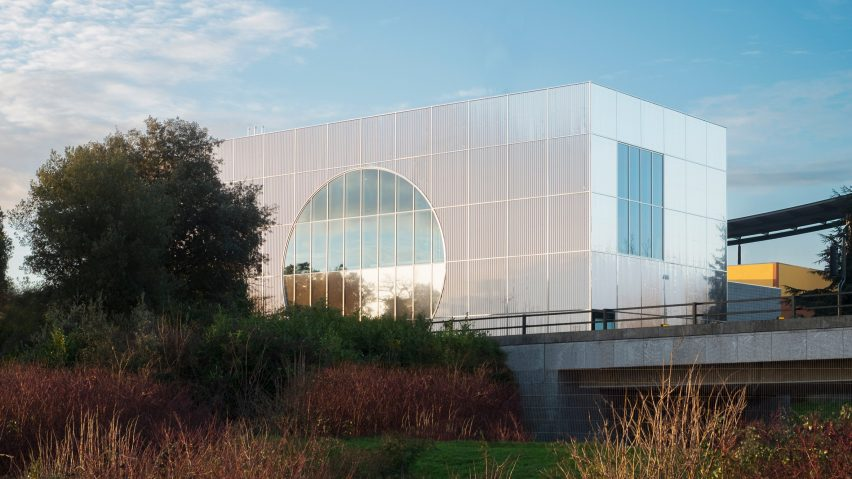 6a Architects designed the MK Gallery