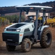 Monarch Tractor is a fully electric and driverless tractor to help meet growing farming demands