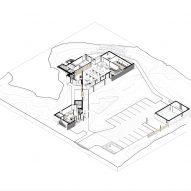 Quarry Studios by Moxon Architects