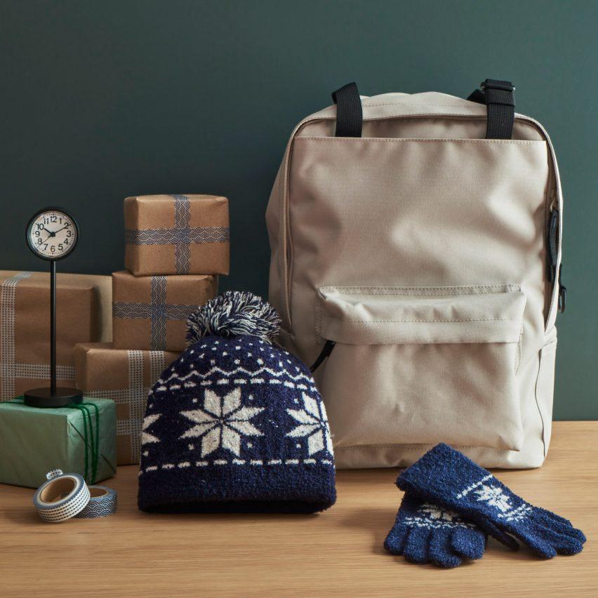 Muji Winter Accessories