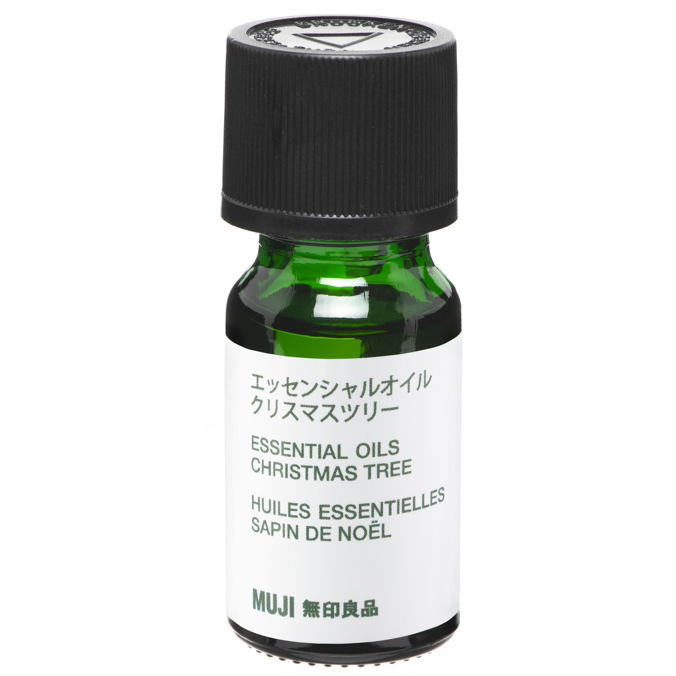 Muji Winter Spice Essential Oils