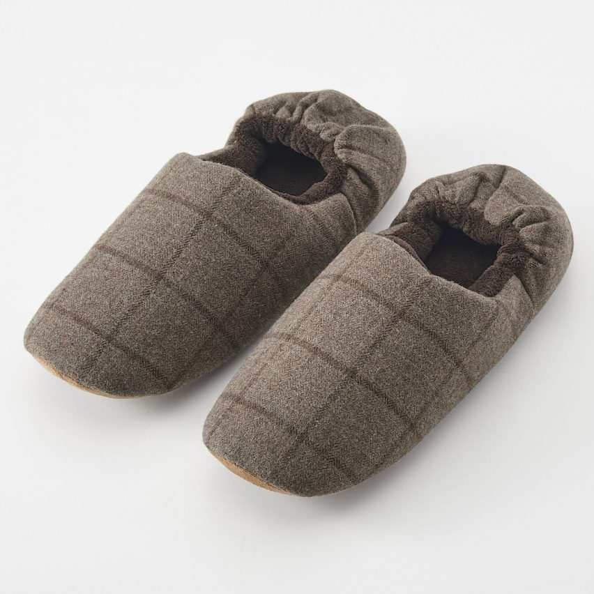 Muji Slippers and Room Shoes