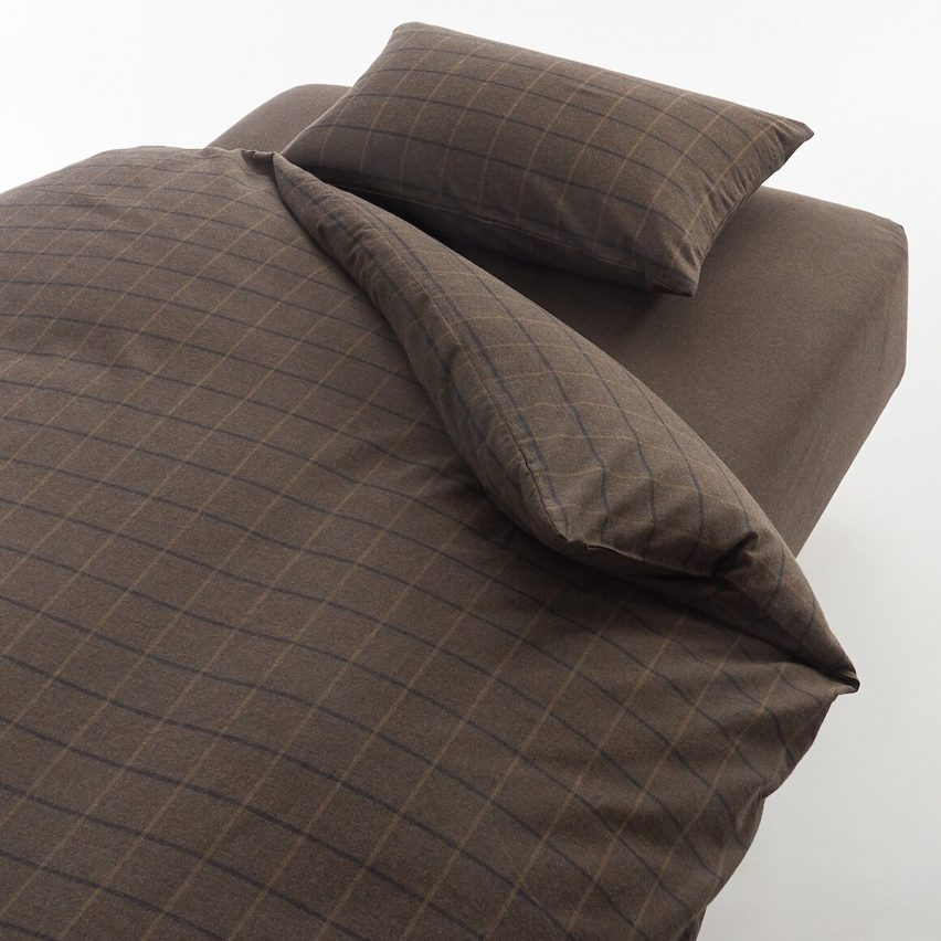 Muji Cotton Flannel Bed Linen