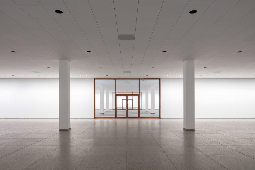 Neue Nationalgalerie galleries
