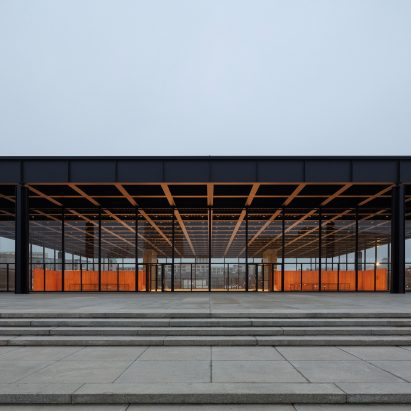 Mies van der Rohe's Neue Nationalgalerie