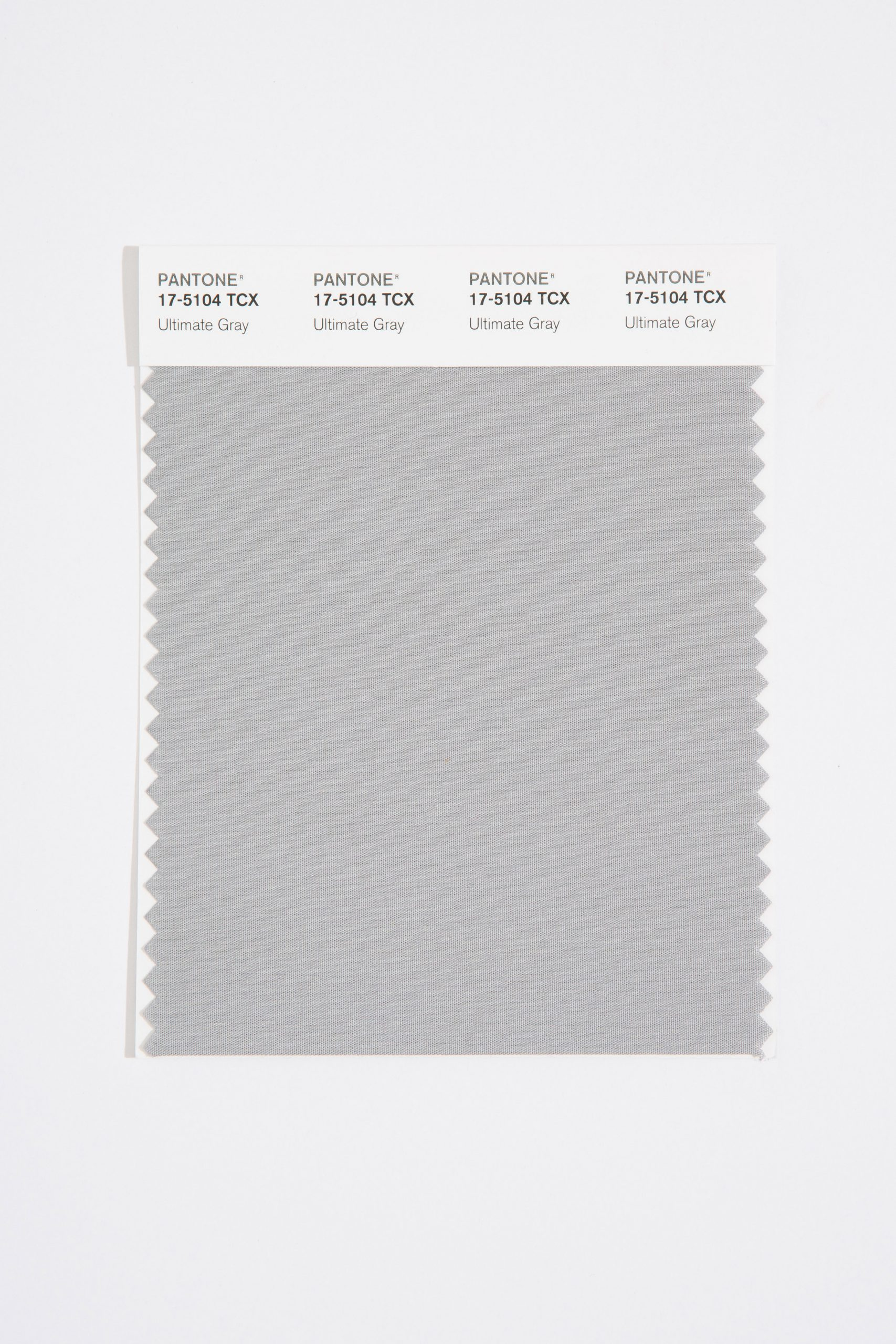 Ultimate Gray is one of Pantone's colours of the year for 2021