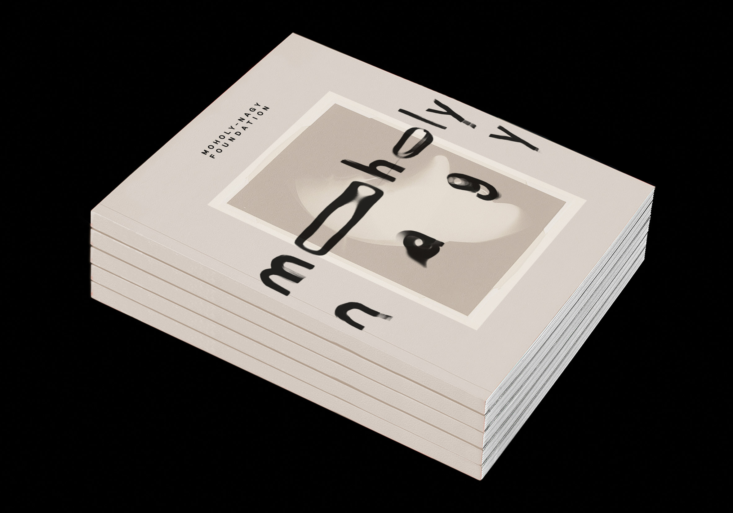 Pentagram designs new visual identity for The Moholy-Nagy Foundation