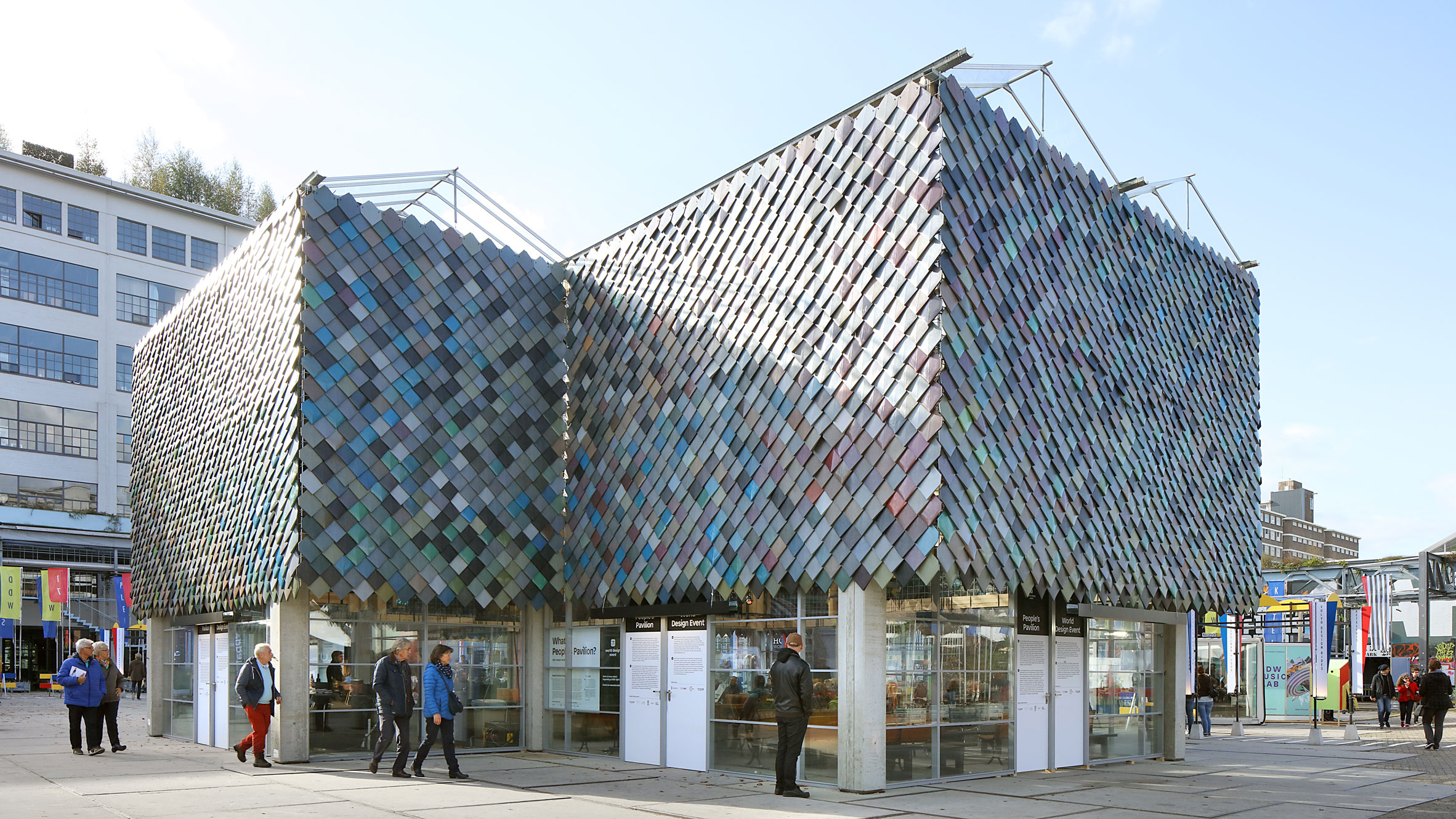 The People's Pavilion
