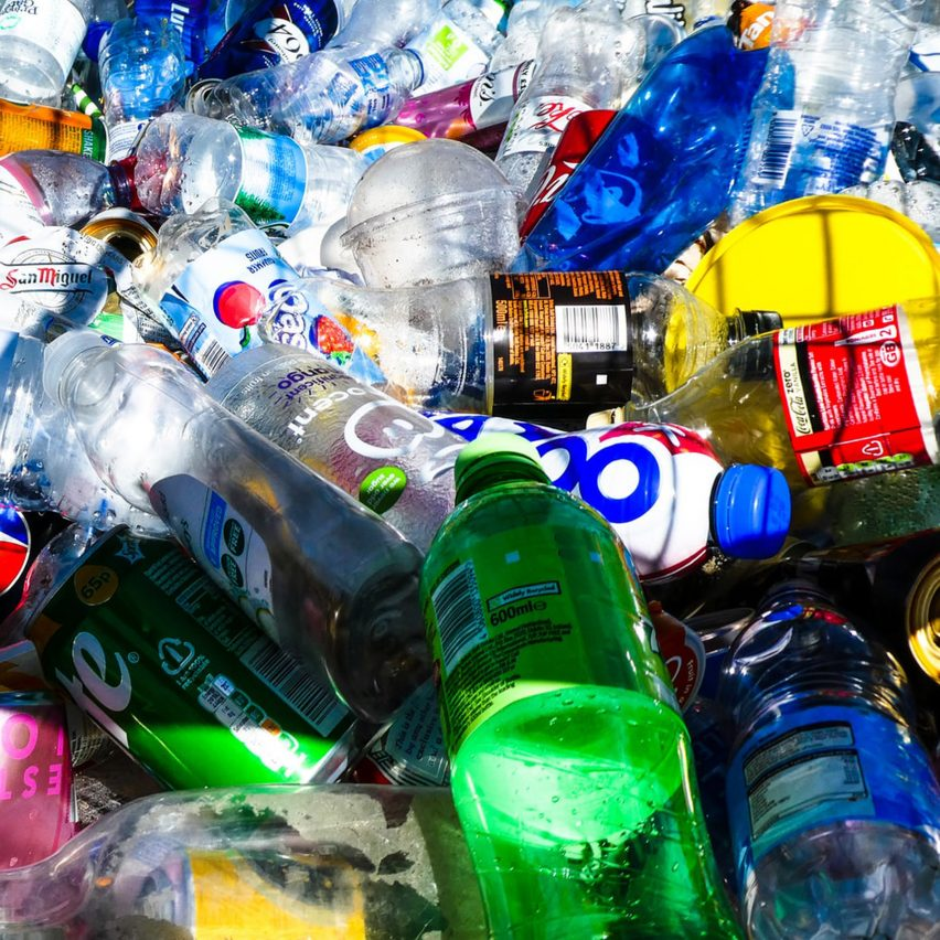 Plastic pollution from Coca-Cola and other companies