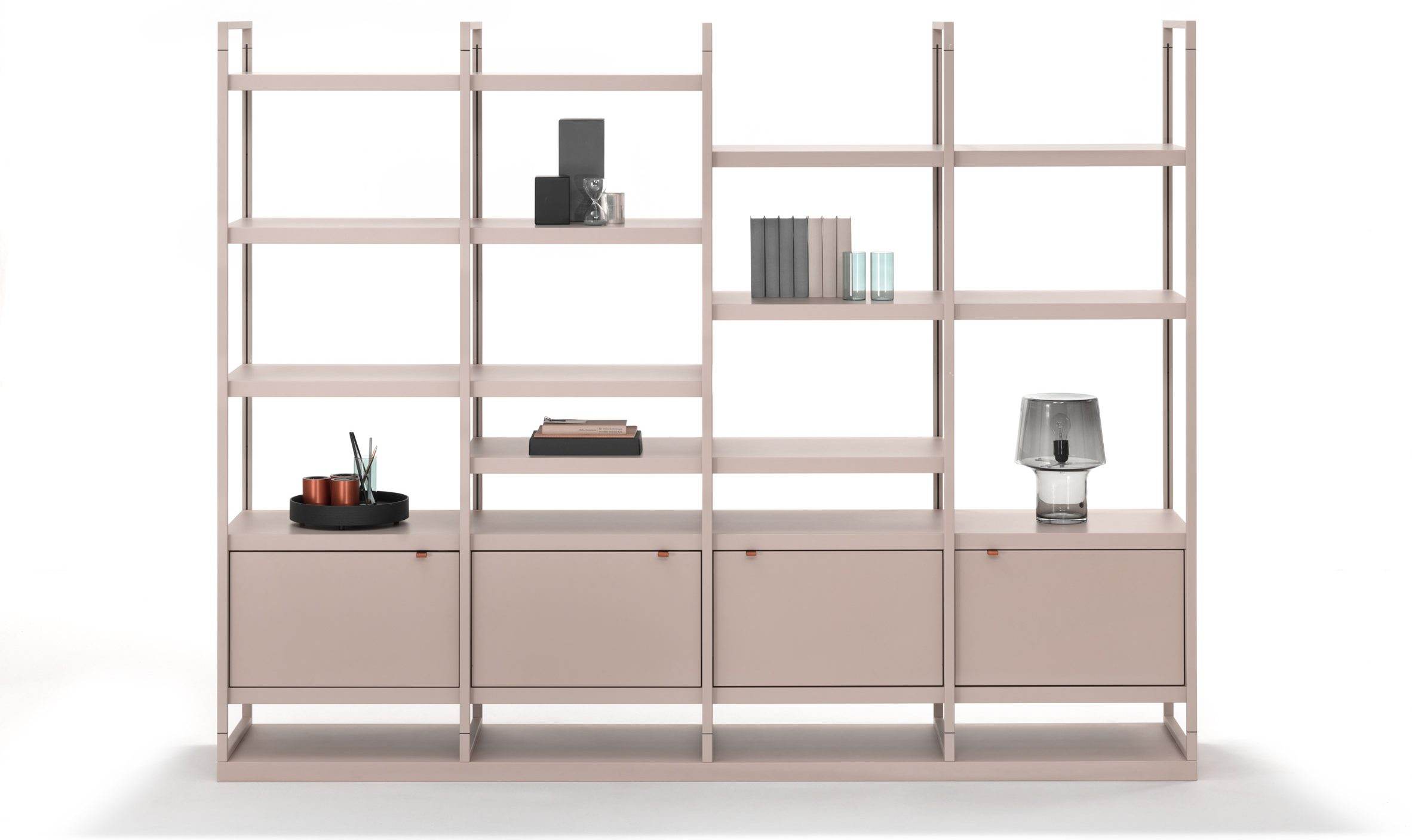 PORTS Storage by Pearson Lloyd for Bene