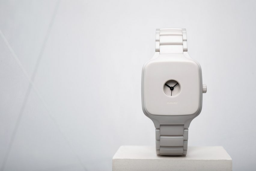 The True Square Formafantasma watch by Rado