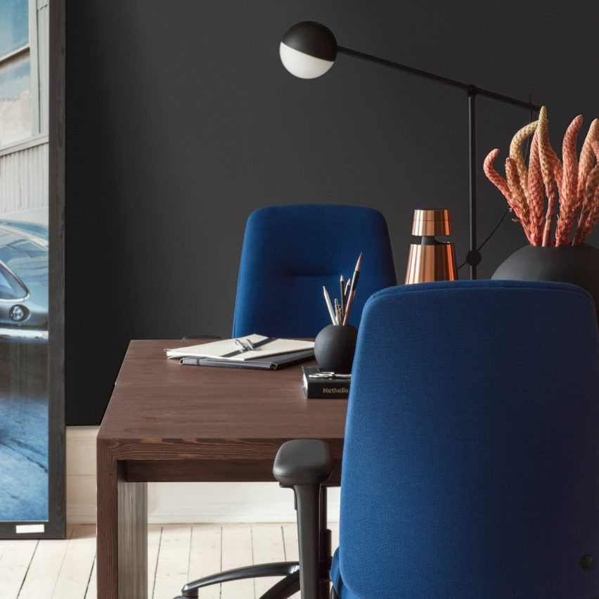 RH New Logic chair by Flokk
