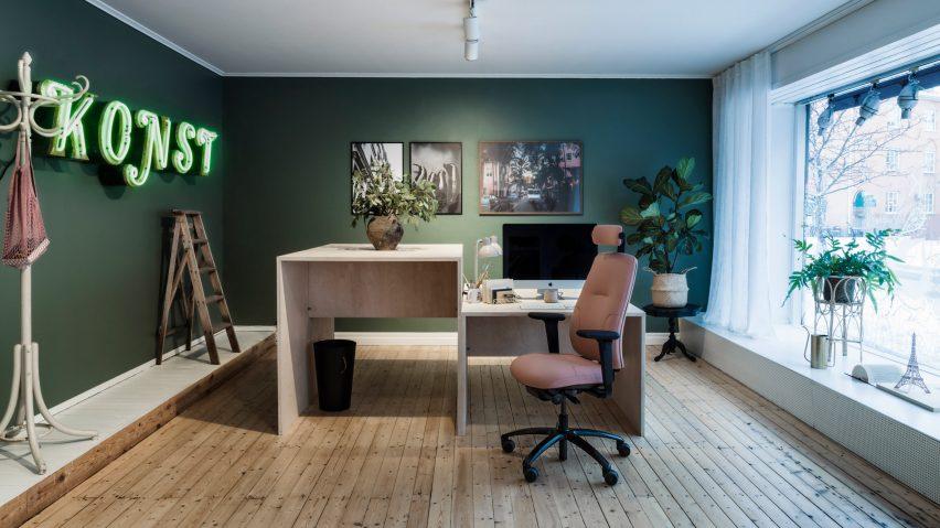 RH New Logic chair by StokkeAustad for Flokk