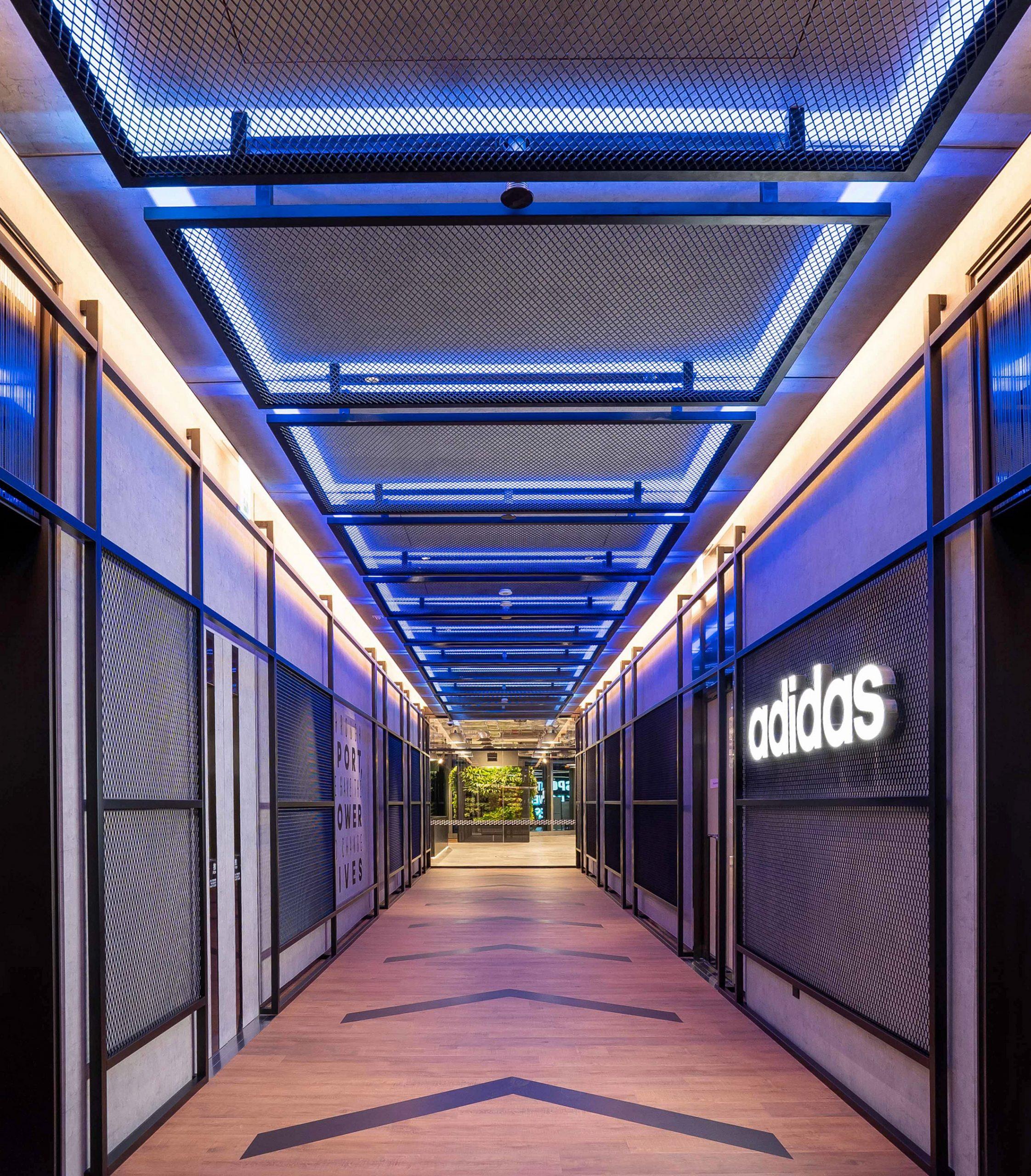 Adidas Global Sourcing Headquarters in Hong Kong
