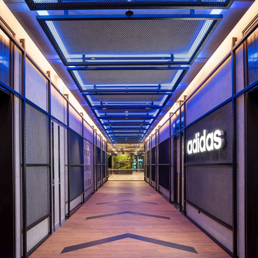 Adidas Global Sourcing Headquartres